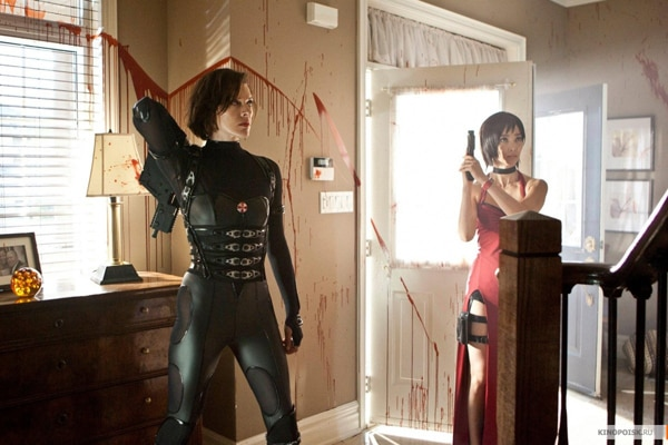 More Resident Evil: Retribution Images; First Look at Barry Burton
