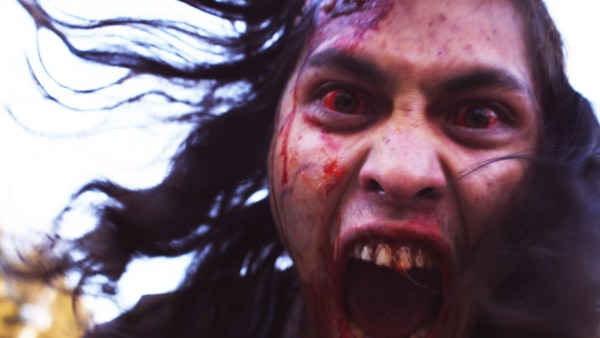 New Stills from John Cairns' Schoolgirl Apocalypse