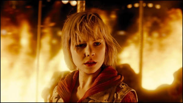 San Diego Comic-Con 2012: Fiery New Still from Silent Hill Revelation