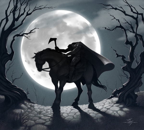 Warner Brothers on Board with The CW's Take on Sleepy Hollow