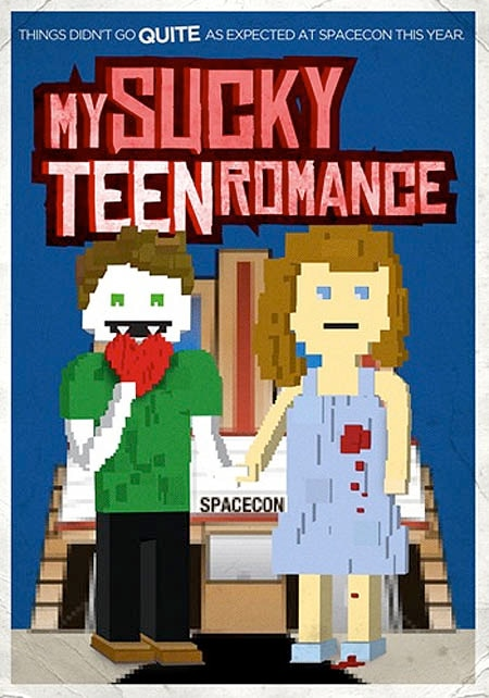 My Sucky Teen Romance Heads to the Big Screen