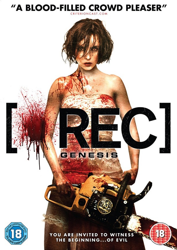 Urgent! REC 3: Genesis Discs Infect the UK! Prince Harry Hides His Royal Jewels!