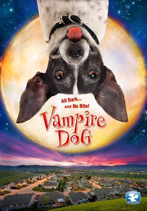 A Vampire Dog Voiced by Norm McDonald? The Sucking Begins on DVD this September!