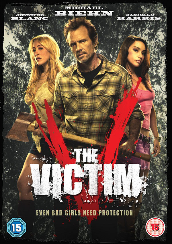 Michael Biehn Victimizes UK DVD and Blu-ray This September