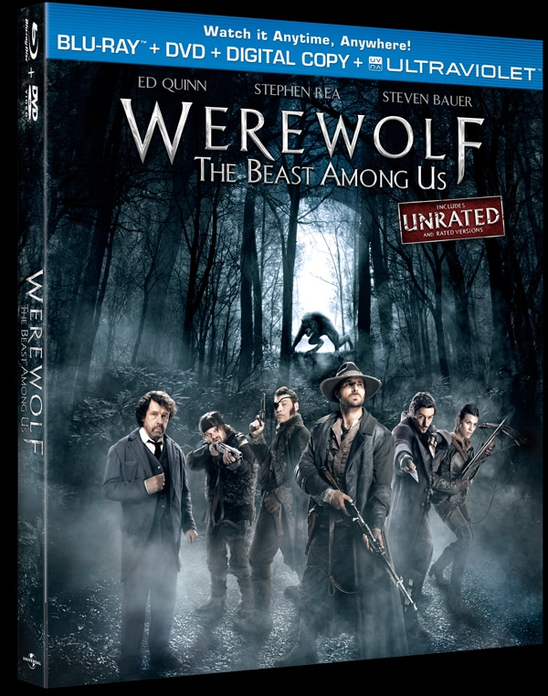 Werewolf: The Beast Among Us (Unrated) Coming to Blu-ray/DVD This October