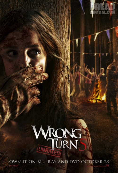 Winning Wrong Turn 5 Cover Art Unveiled!