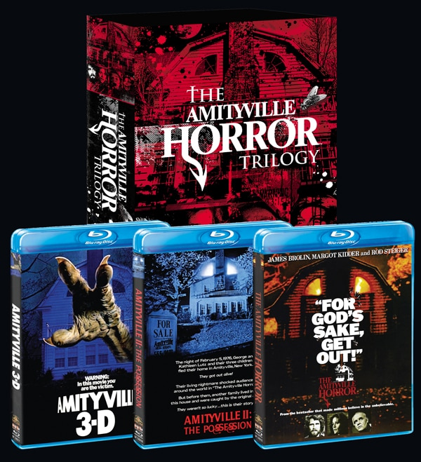 The Amityville Trilogy