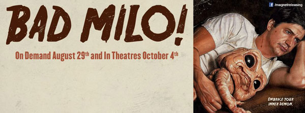 Check Out this Good Artwork for Bad Milo!