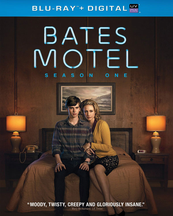 Bates Motel: Season One on Blu-ray