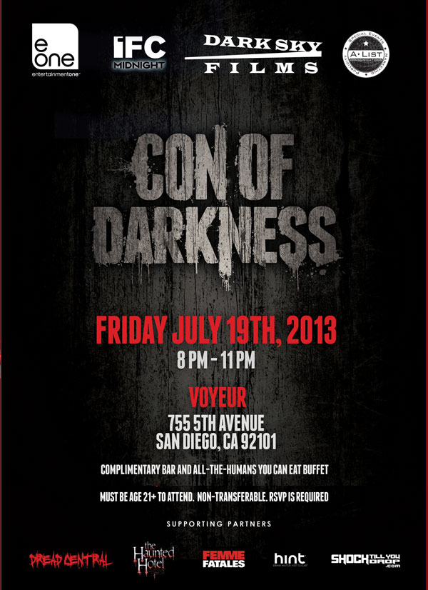 Con of Darkness