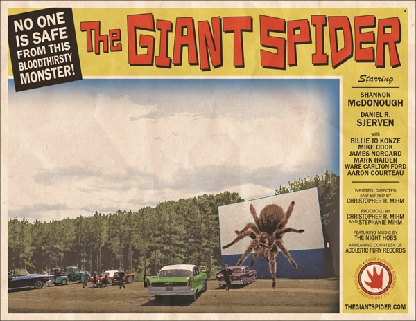 The Giant Spider