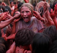 The Green Inferno Gets a Rating