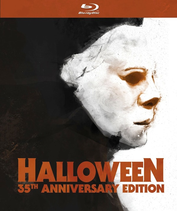 Halloween 35th Anniversary Blu-ray
