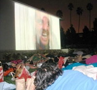 American Movie and Coven Playing The Hollywood Forever Cemetery
