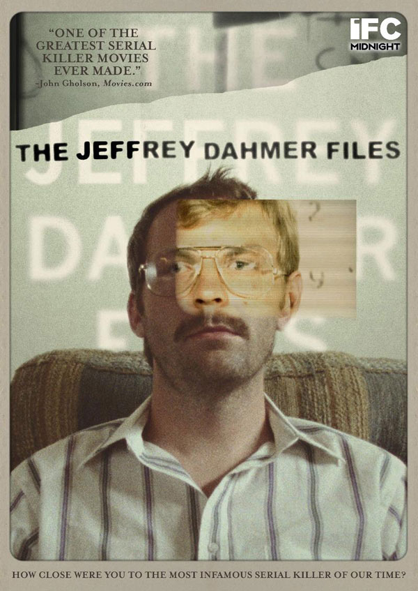 The Jeffrey Dahmer Files Open on DVD