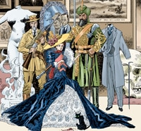 The League of Extraordinary Gentlemen Heading to the Small Screen