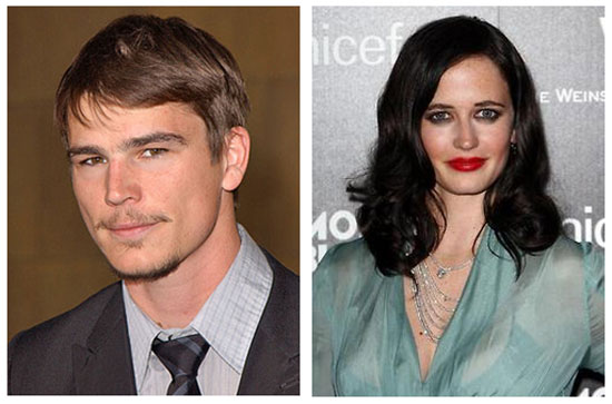 TCA Summer 2013 Press Tour: Josh Hartnett and Eva Green to Star in Showtime's Penny Dreadful