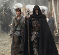 San Diego Comic-Con 2013: Djimon Hounsou Gets Close on the Latest Seventh Son Poster