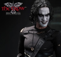 The Crow - Hot Toys Reveals The Single Best Collectible Ever!