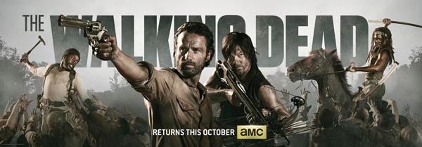 The Walking Dead Season 4 on AMC TV