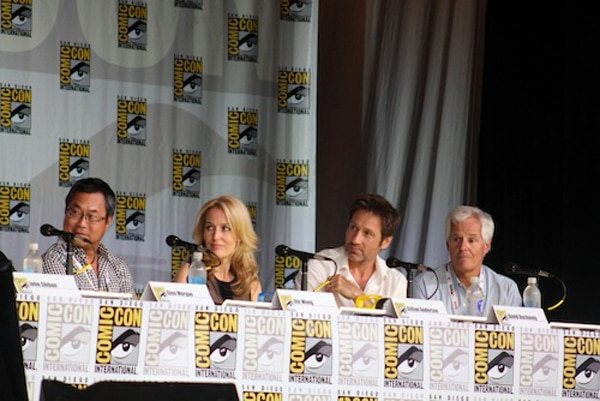 The X-Files 20th Anniversary Panel