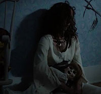 First Annabelle Image Found Lounging Around