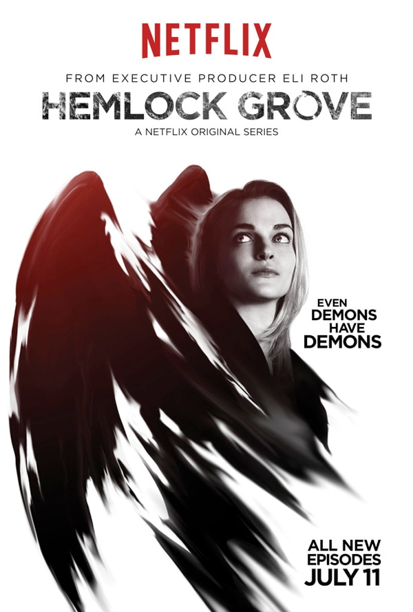 Hemlock Grove Season 2