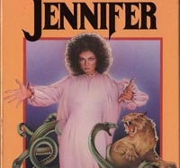 Kino Lorber Releasing Seventies Snake-Charming Carrie Clone Jennifer on DVD and Blu-ray for the First Time