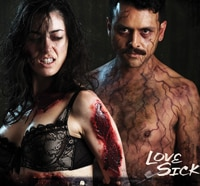 Here Comes the Devil and American Mary Stars Are Feeling Love Sick