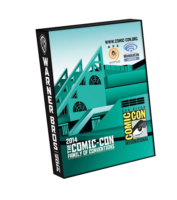 #SDCC14: Several Familiar Horror Faces Will Be Gracing the Official SDCC Bags
