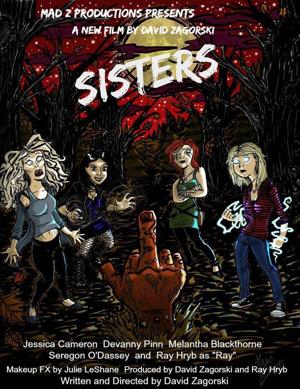 Bill Moseley Joins the Cast of Dave Zagorski's Sisters