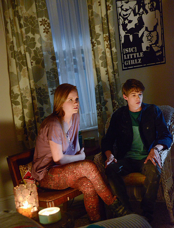 Try to See 'In the Dark' with these Stills and Preview of Under the Dome Episode 2.06