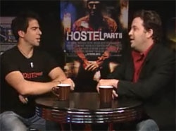 Eli Roth interivewed on MLB.com!
