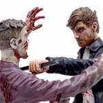 Walking Dead statue (click to see it bigger!