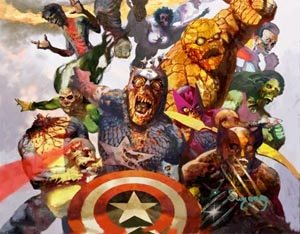 Marvel Zombies for you console?