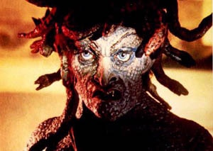 Medusa will stop the remake... just stare into her eyes...