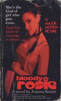 Bloody Rosie novelization!
