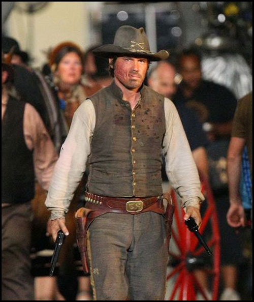 See Josh Brolin as Jonah Hex