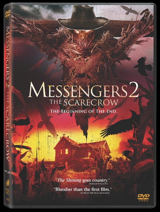 Better Look at Messengers 2 DVD Art