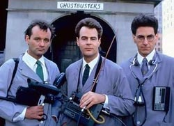 Can it Be? Ghostbusters 3 Starting Production Next May?