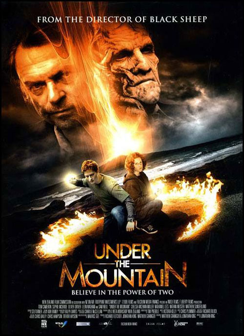 Lionsgate to Take Us Under the Mountain on DVD