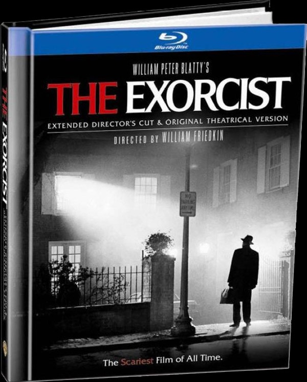 Full Blu-ray Details to Make Your Head Spin - The Exorcist