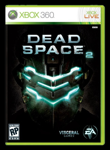Dead Space 2 Putting Mayhem in Your E-Mail Box!
