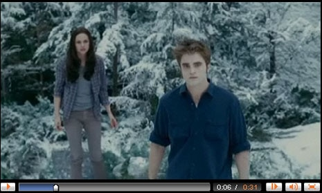 One More Twilight Saga: Eclipse TV Spot - Ready/Protect You