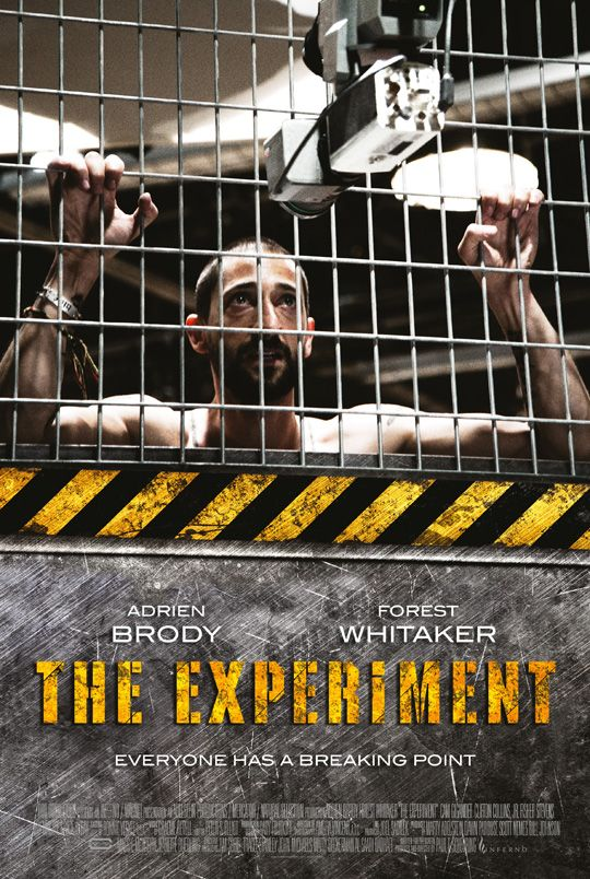 Sony Drops The Experiment Remake to Home Video