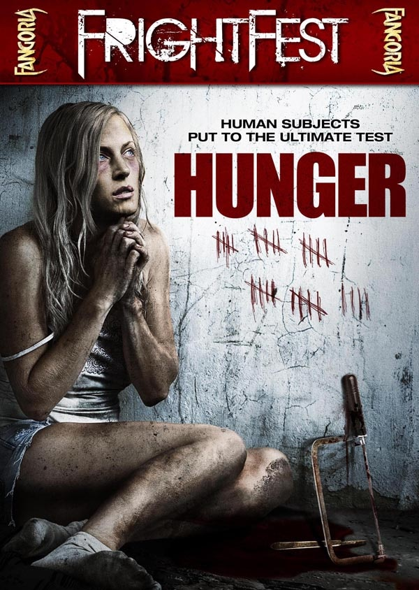Fangoria FrightFest Presents - Hunger on DVD