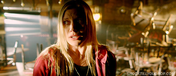 First Look at Katee Sackhoff in Growl