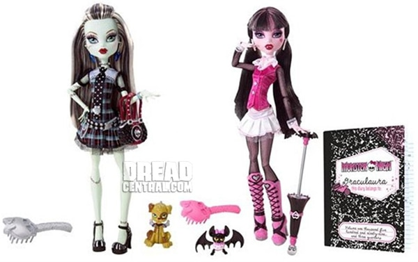 More Monster High - Dawn of the .... Dance?