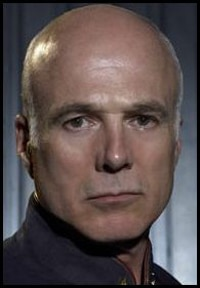 Battlestar Galactica's Michael Hogan Suits Up For Red Riding Hood