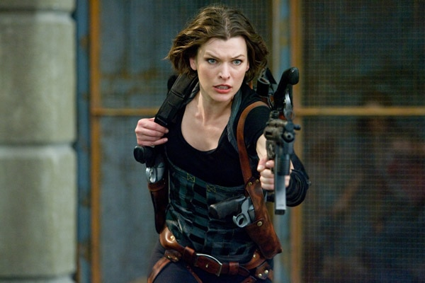 Ten New Stills: Resident Evil: Afterlife (click for larger image)